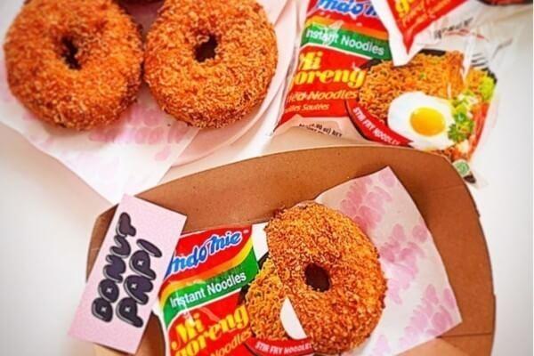 Indomie Donut
