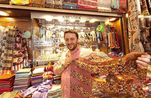 Grand Bazaar Istanbul, Pasar Terbesar dan Tertua di Dunia