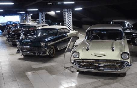 Nikmati Akhir Pekan di Museum Mobil Sentul