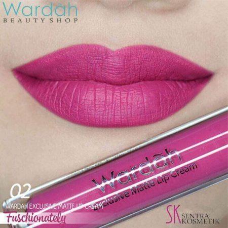 5 Warna Wardah Lip Cream yang Paling Banyak disukai