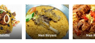 Bikin Goyang Lidah : Makanan Nasi Khas Timur Tengah