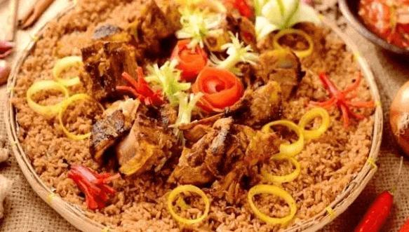 Bikin Goyang Lidah Makanan Nasi Khas Timur Tengah