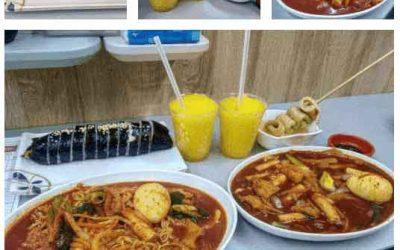 K-mart Surga-nya Makanan Korea