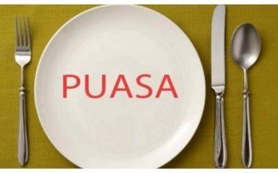 Cara Agar Tidak Mudah Lapar saat Puasa