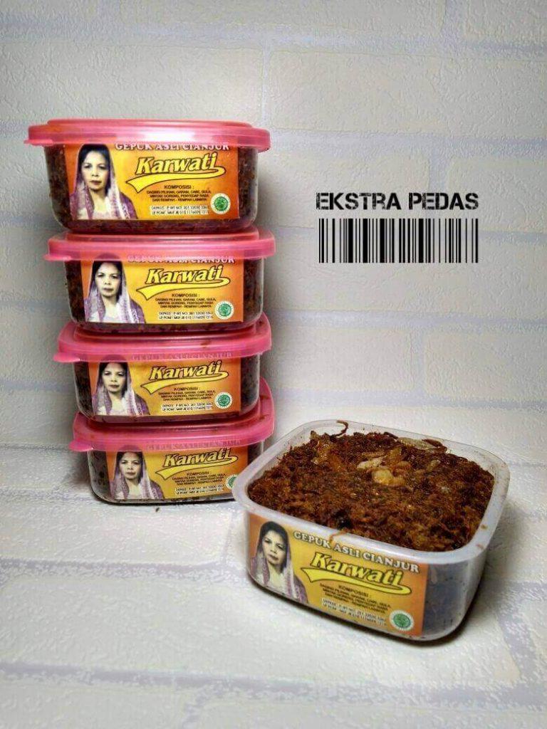 Gepuk Karwati, Primadona Khas Cianjur