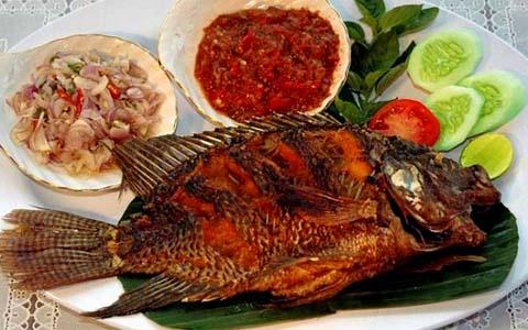 Gurih Renyah : Ikan Nila Goreng Yang Cocok Untuk Di Santap Malam Hari
