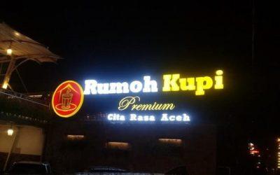 """Rumoh Kupi Premium Bogor """"Sejuta Rasa Aceh"""" Yang Bikin Goyang Lidah"""
